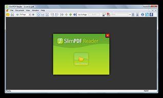 Vorschau SlimPDF Reader - Bild 1