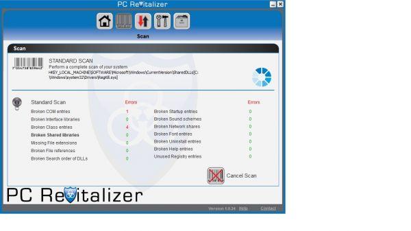 Vorschau PC Revitalizer - Bild 1