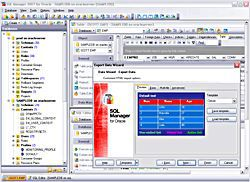 Vorschau EMS SQL Manager for Oracle Freeware - Bild 1