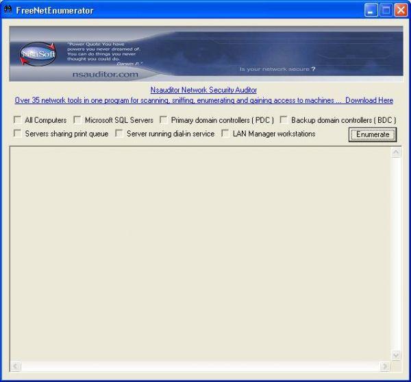 Vorschau FreeNetEnumerator - Bild 1