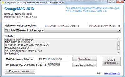 Vorschau ChangeMAC-2013 - Bild 1