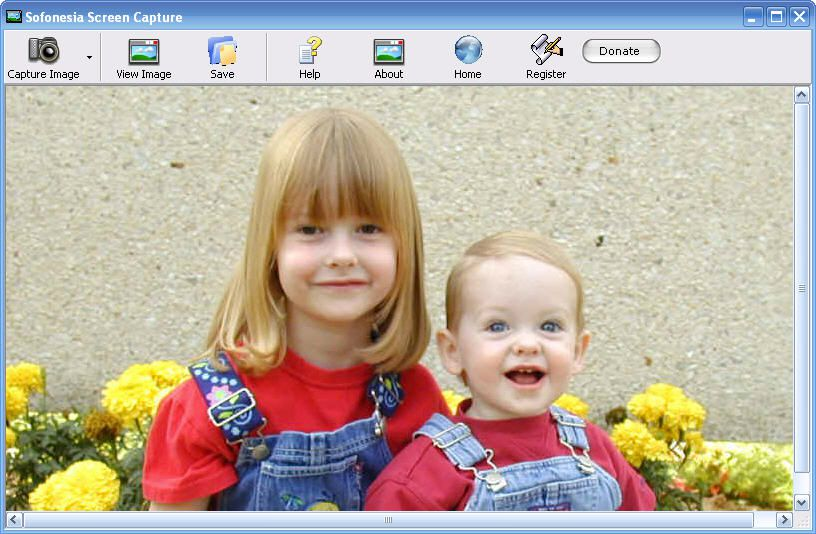 Vorschau Sofonesia Screen Capture - Bild 1