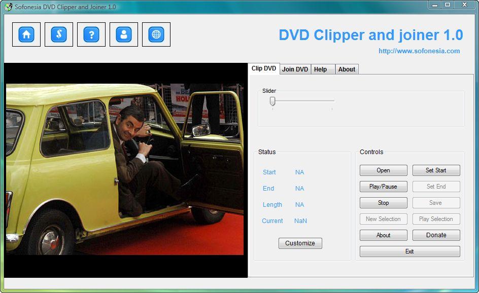 Vorschau DVD Clipper and Joiner - Bild 1