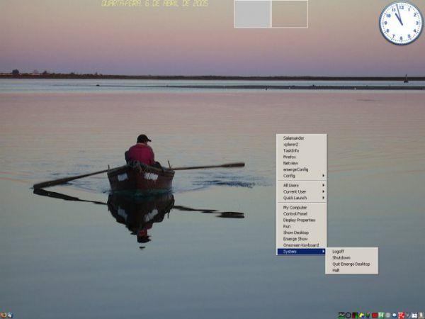 Vorschau Emerge Desktop - Bild 1