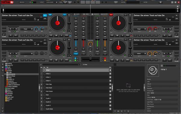 Vorschau Virtual DJ Home - Bild 1