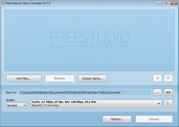 Vorschau Free Video to Xbox Converter - Bild 1