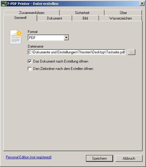Vorschau 7-PDF Printer - Bild 1