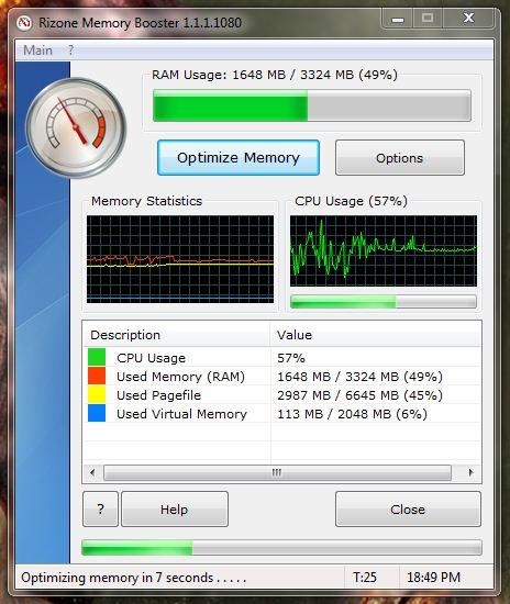 Vorschau Rizone Memory Booster - Bild 1