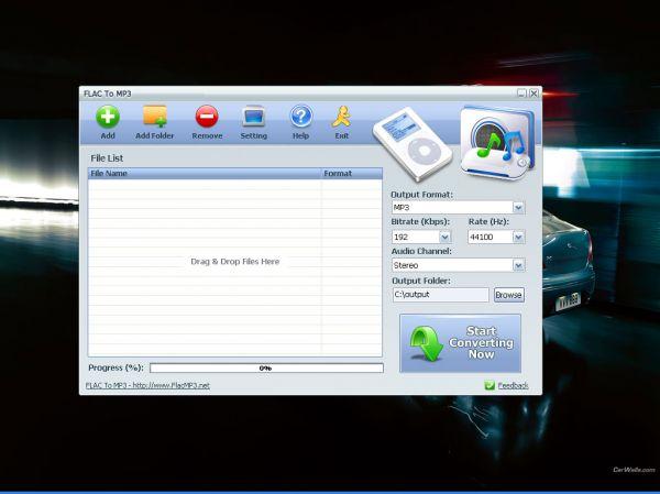 Vorschau FLAC To MP3 - Bild 1