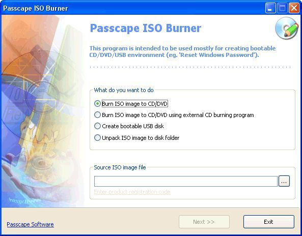 Vorschau Passcape ISO Burner - Bild 1