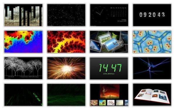 Vorschau SE-ScreenSavers - Bild 1