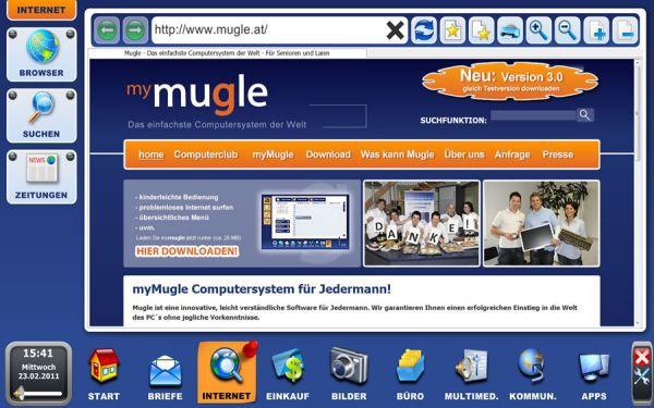 Vorschau Mugle - Das einfache Computersystem - Bild 1