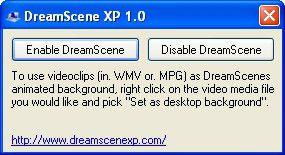 Vorschau DreamScene XP - Bild 1
