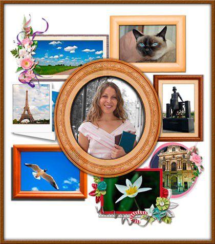 Vorschau Free Photo Frame - Bild 1