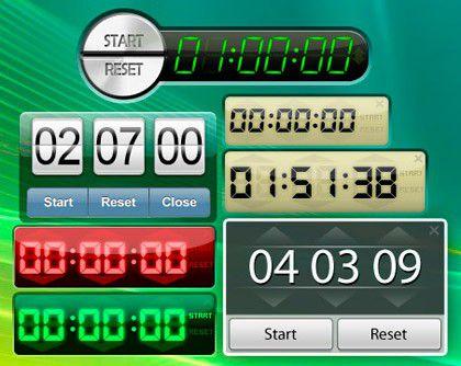 Vorschau Free Desktop Timer - Bild 1