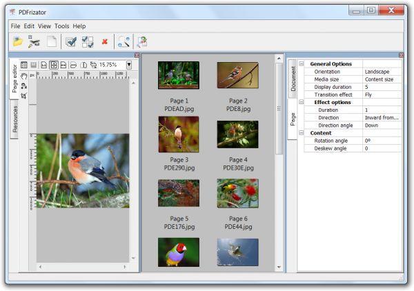 Vorschau PDFrizator - Bild 1