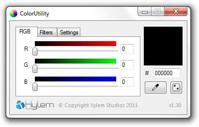 Vorschau ColorUtility - Bild 1