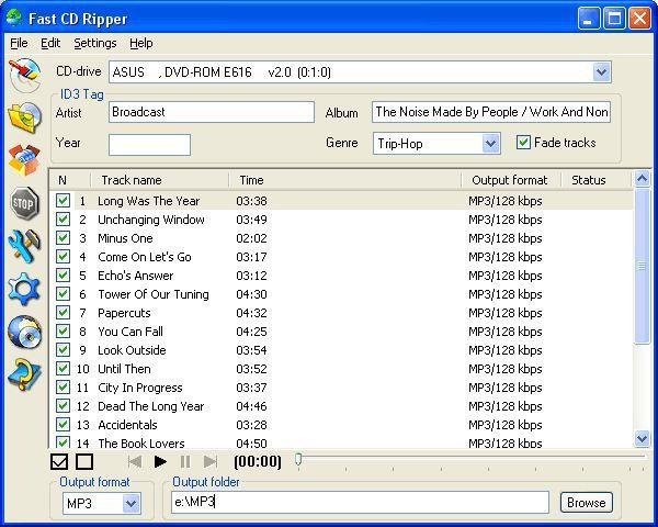 Vorschau Fast CD Ripper - Bild 1