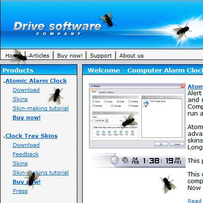 Vorschau Fly on Desktop and Portable - Bild 1