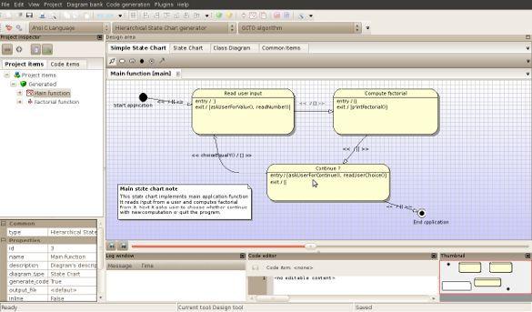 Vorschau CodeDesigner - Bild 1