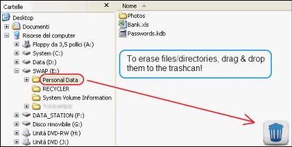 Vorschau Free File Wiper - Bild 1