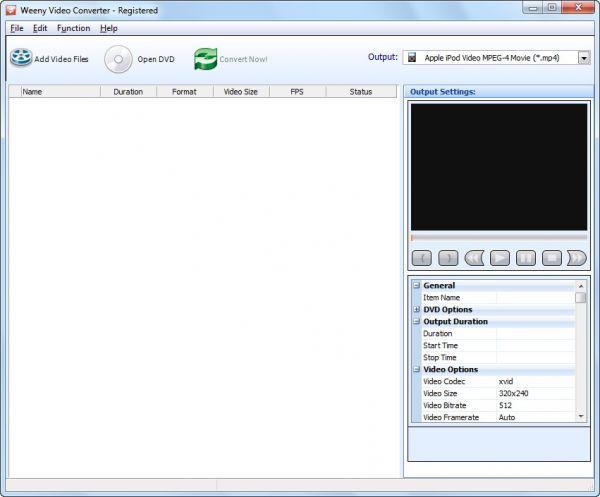 Vorschau Weeny Free Audio Cutter - Bild 1