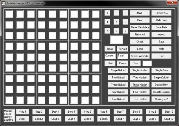 Vorschau Sudoku Helper - Bild 1