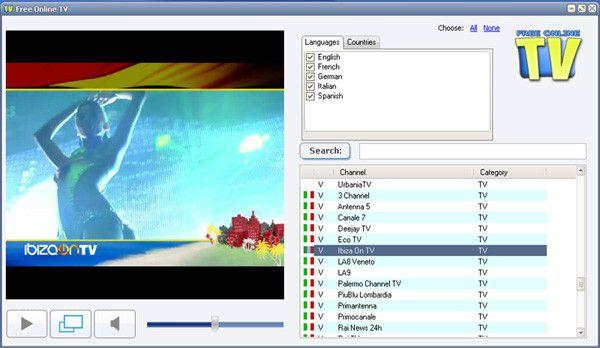 Vorschau Free Online TV - Bild 1