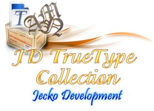 Vorschau JD TrueType Collection - Bild 1