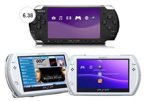 Vorschau PlayStation Portable PSP Firmware - Bild 1
