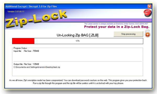 Vorschau Zip Lock - Bild 1