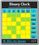 Vorschau Binary Clock - Bild 1