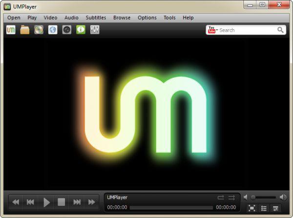 Vorschau UMPlayer - Bild 1