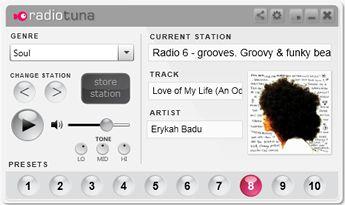 Vorschau Radio Tuna Desktop - Bild 1