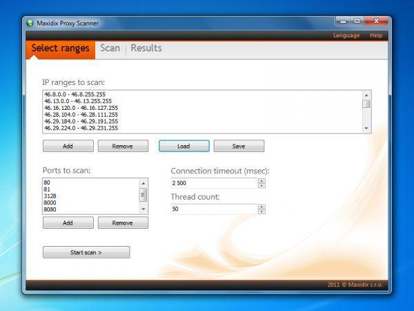 Vorschau Maxidix Proxy Scanner - Bild 1