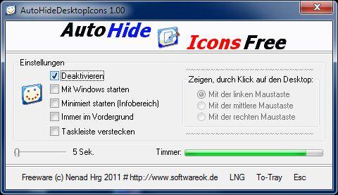 Vorschau AutoHideDesktopIcons - Bild 1