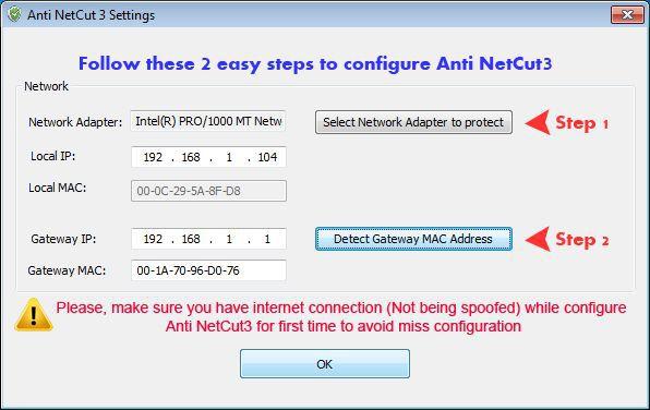 Vorschau Anti Netcut - Bild 1