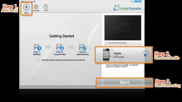 Vorschau Umile Encoder Free - Bild 1