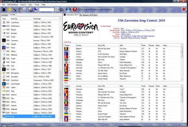 Vorschau EuroSinging - Bild 1