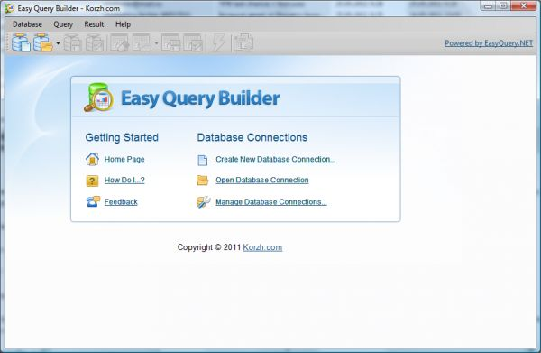 Vorschau Easy Query Builder - Bild 1