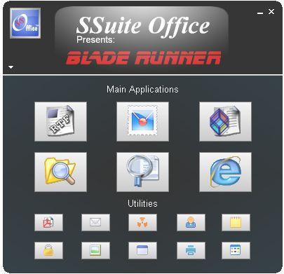 Vorschau SSuite Office - BladeRunner - Bild 1