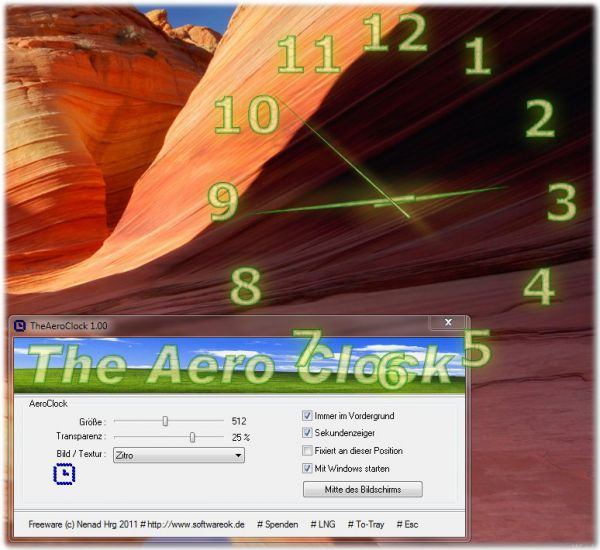 Vorschau The Aero Clock - Bild 1