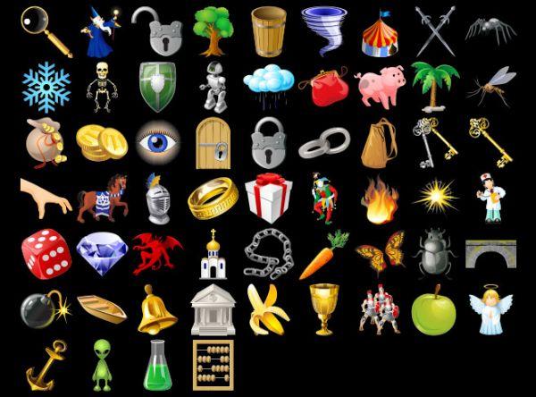 Vorschau Free Game Icons - Bild 1