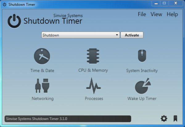 Vorschau Shutdown Timer - Bild 1