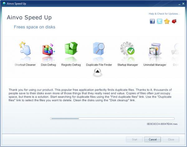 Vorschau Ainvo Speed Up - Bild 1