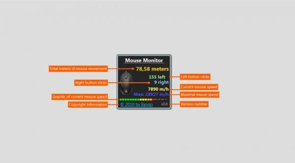 Vorschau Mouse Monitor - Bild 1