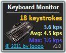 Vorschau Keyboard Monitor - Bild 1
