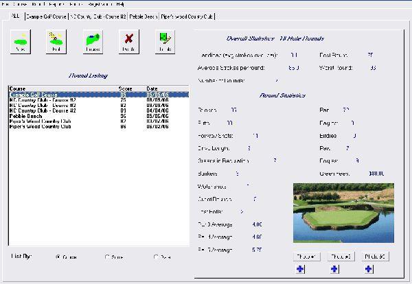 Vorschau Golf Tracker - Bild 1