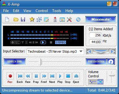 Vorschau X-Amp - Bild 1