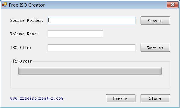 Vorschau Free ISO Creator - Bild 1